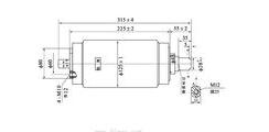 TJC-800/12KV真空灭弧室的特点