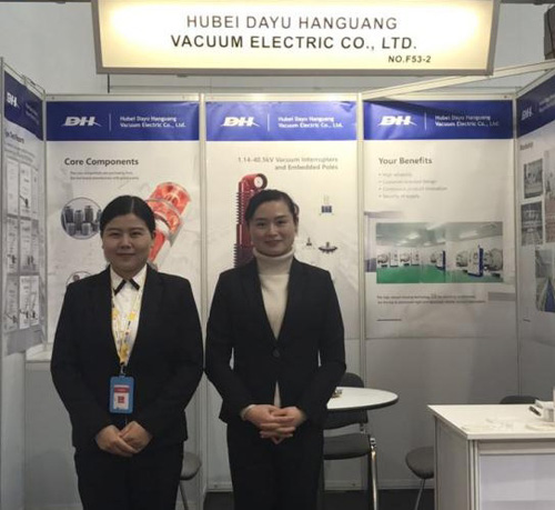 Our company took part in 2019 Hannover Messe