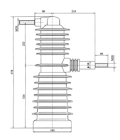 固封极柱 HEPW-24/1200-25